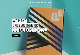 Boldlab – Premium Responsive Creative Agency WordPress Theme