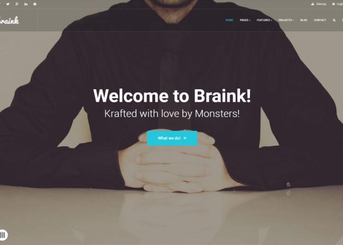 Braink – Premium Responsive MultiPurpose Joomla Template