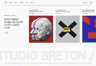 Breton – Premium Responsive Creative Agency WordPress Theme