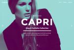 Capri – Premium Responsive MultiPurpose WordPress Theme