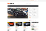 Car Dealer – Premium Responsive Auto Dealer WordPress Theme