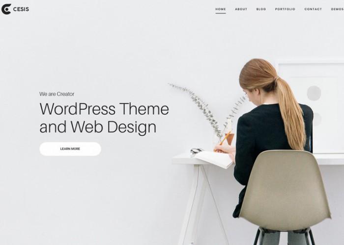 Cesis – Premium Responsive Multi-Purpose WordPress Theme