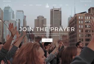 Chapel – Premium Responsive Church WordPress Theme