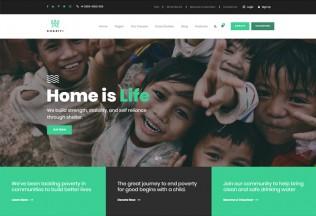 Chariti – Premium Responsive Charity & Donation WordPress Theme
