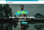CharityPress – Premium Responsive Charity Fundraising HTML5 Template