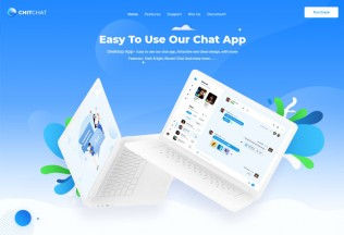 Chitchat – Premium Responsive Chat and Discussion HTML5 Template