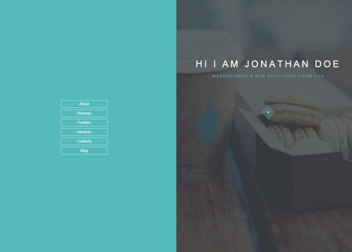 Chulan – Premium Responsive Personal Portfolio & Resume WordPress Theme