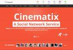 Cinematix – Premium Responsive BuddyPress WordPress Theme