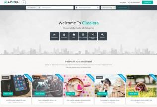 Classiera – Premium Responsive Classified Ads WordPress Theme