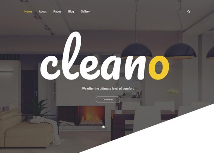 Cleano – Premium Responsive Hotels Joomla Template