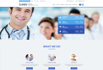 Clinix – Premium Responsive Medical Layers Woocommerce WordPress Theme