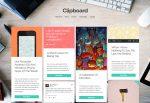 Clipboard – Premium Responsive Pinterest Inspired WordPress Theme