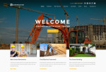 Construction – Premium Responsive Construction, Building Business WordPress Theme