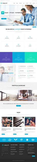 60+ Best Responsive Bootstrap HTML5 Templates 2015