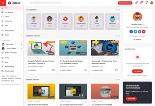 Cursus – Premium Responsive LMS & Online Courses HTML5 Template
