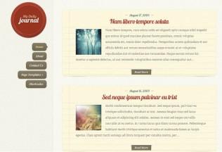 DailyJournal – WordPress Premium Responsive Theme