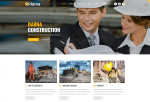 Darna – Premium Responsive Building & Construction WordPress Theme