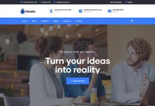 Daudo – Premium Responsive Multipurpose Business Drupal 9 Theme