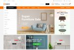 Davici – Premium Responsive Furniture WooCommerce WordPress Theme