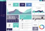 Debut UI Kit – Premium Responsive AngularJS Admin Dashboard HTML5 Template
