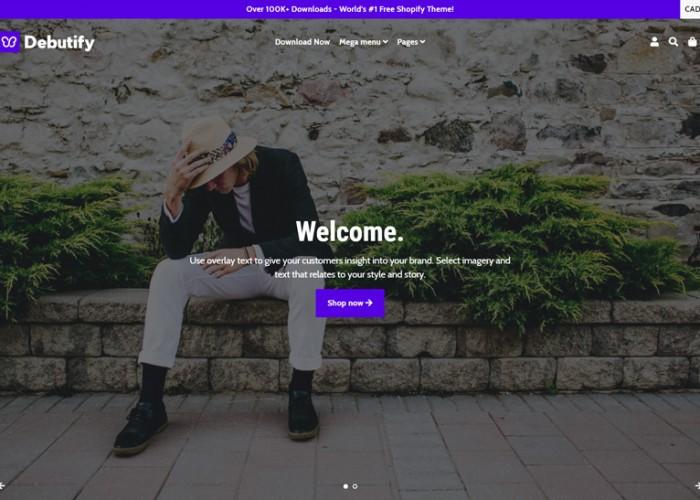 Debutify – Premium Responsive Dropshipping Shopify Theme
