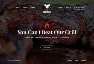 Deliciousa – Premium Responsive Food & Restaurant HTML5 Template