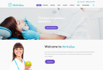 Dentalux – Premium Responsive Dentist, Medical & Healthcare WordPress Theme