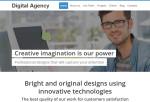 Digital Agency – Premium Responsive Parallax Drupal Theme