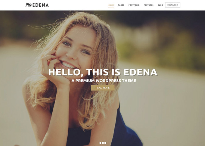 EDENA – Premium Responsive Multipurpose WordPress Theme