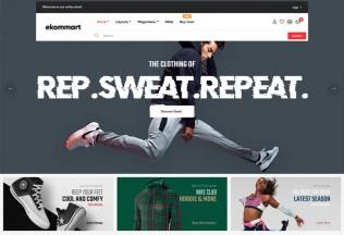 Ekommart – Premium Responsive Multipurpose Shopify Theme