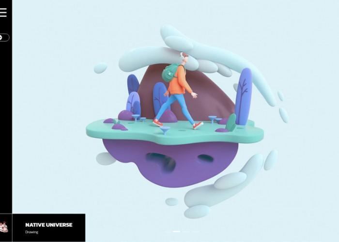 Eldon – Premium Responsive Artist Portfolio WordPress Theme