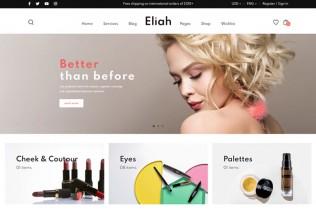 Eliah – Premium Responsive WooCommerce WordPress Theme