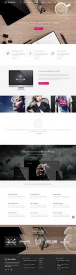 55+ Best Responsive Full Screen Wordpress Themes with Video Background 2014