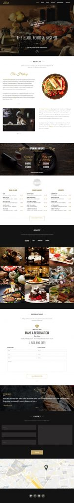 5 Best Responsive Bakery HTML5 Templates in 2015