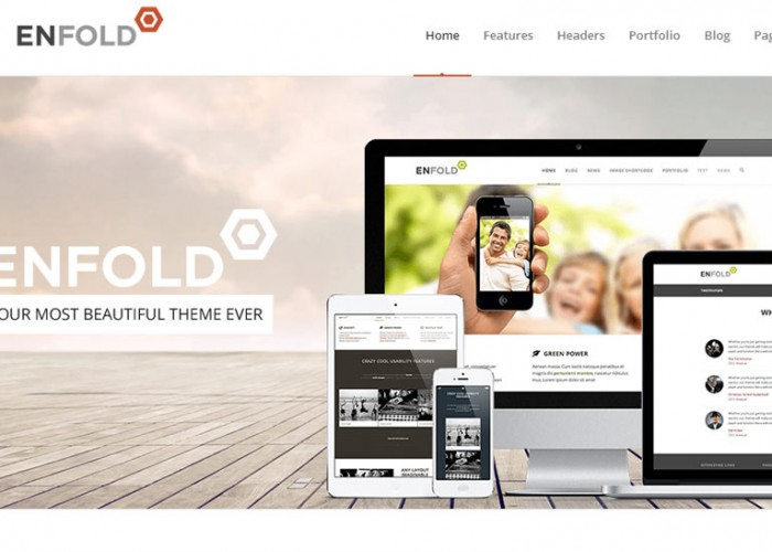 Enfold – Premium Responsive WordPress Theme