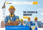 Enginir – Premium Responsive Industrial & Engineering WordPress Theme
