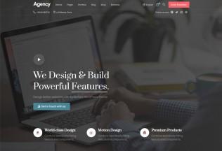 Essentials – Premium Responsive Multipurpose WordPress Theme