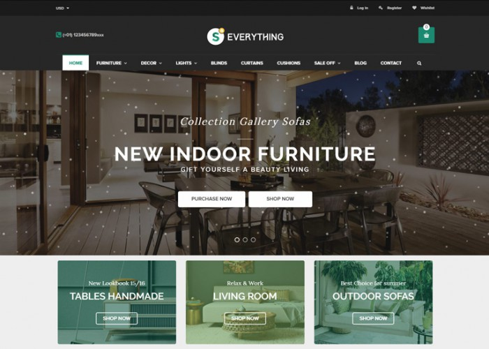 Everything – Premium Responsive Multipurpose Shopify Theme