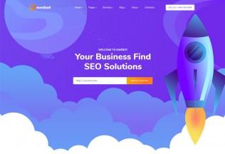 Ewebot – Premium Responsive Digital Marketing Agency WordPress Theme