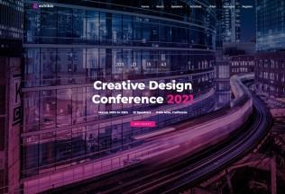 Exhibiz – Premium Responsive Event & Conference HTML5 Template