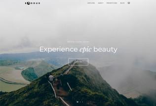 Exodus – Premium Responsive Travel Agency HTML5 Template