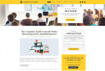 Expert – Premium Responsive Blog Wordpress Theme for Marketer