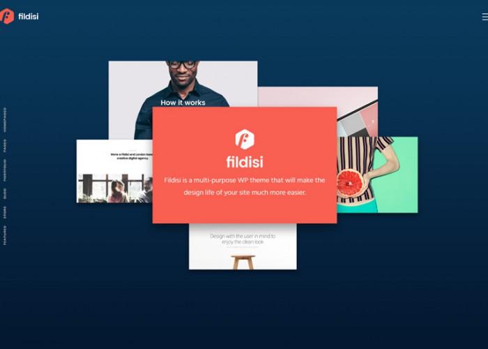 Fildisi – Premium Responsive MultiPurpose WordPress Theme