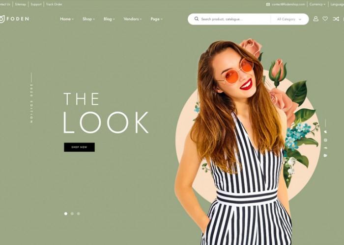 Foden – Premium Responsive WooCommerce WordPress Theme