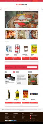 Best Premium Responsive Food & Drink Magento Themes in 2014