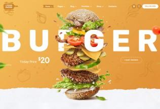 Foodmood – Premium Responsive Cafe & Delivery WordPress Theme