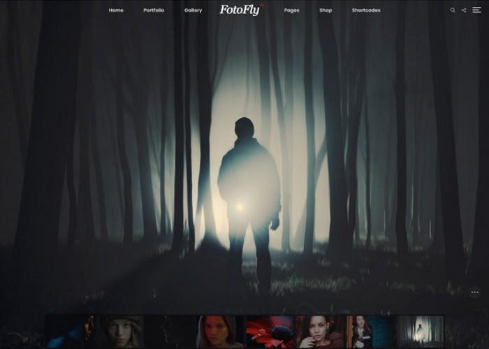 Fotofly – Premium Responsive Photography WordPress Theme