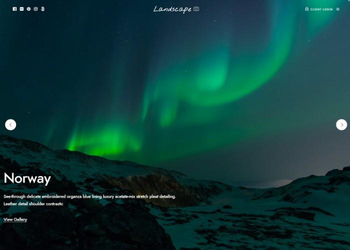 Framed – Premium Responsive Photography WordPress Theme