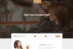 Frisieur – Premium Responsive WordPress Theme for Hair salons