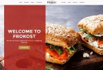 Frokost – Premium Responsive Restaurant / Cafe One Page HTML5 Template